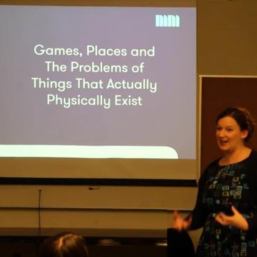 Holly Gramazio Lecture