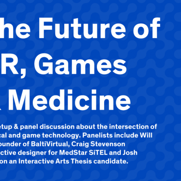 Future of VR, Games & Medicine