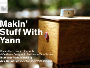 Makin' Stuff With Yann