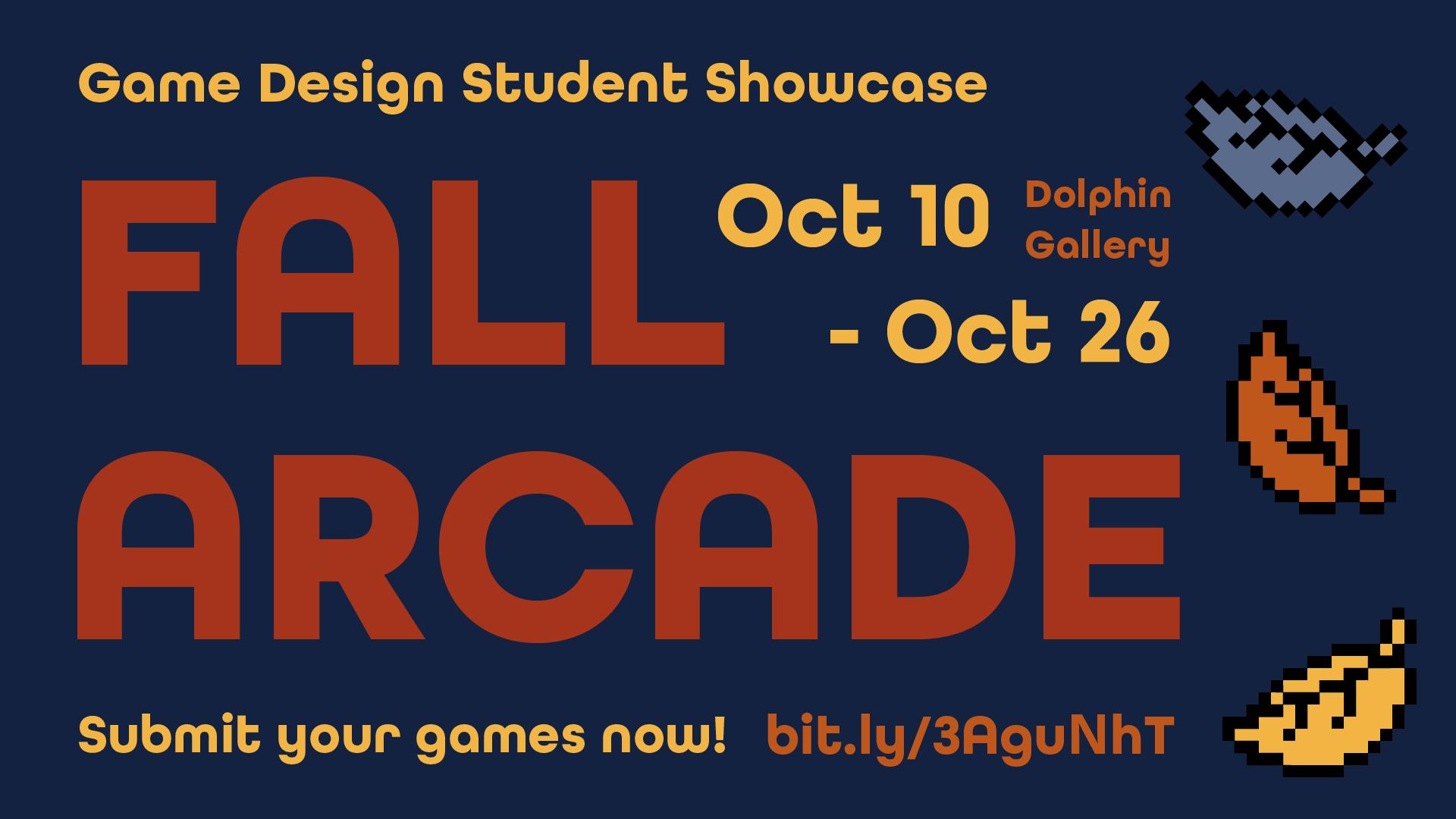 Fall Arcade F21